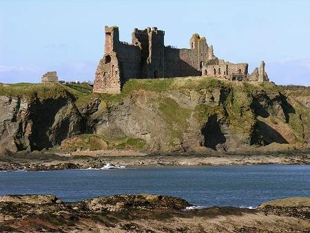 Tantellon Castle