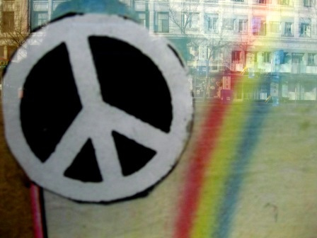 SYMBOL Peace sign