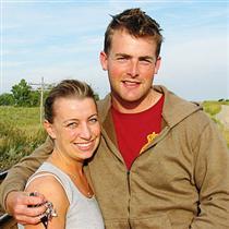high school couple