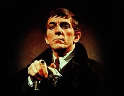Ben Cross made a convincing Barnabas Collins. Of course, Canadian actor