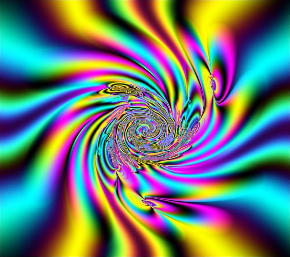 flower power illusion - photo #12