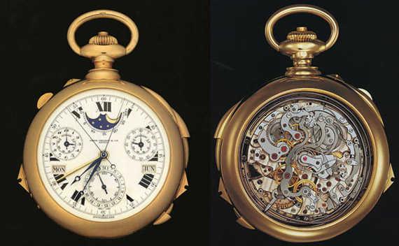 expensive patek watch